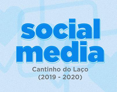 Social Media - Cantinho do Laço