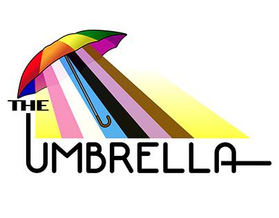 The Umbrella Theatre logo design