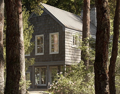 BAINBRIDGE | HOUSE IN THE FOREST FULL CGI