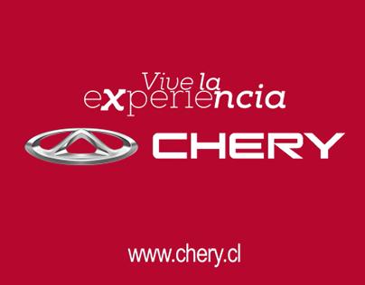 Chery Motors / Vive la Experiencia (Caso)
