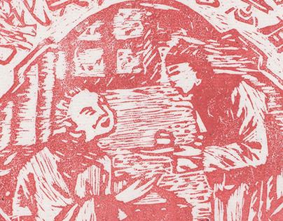 Linoprint