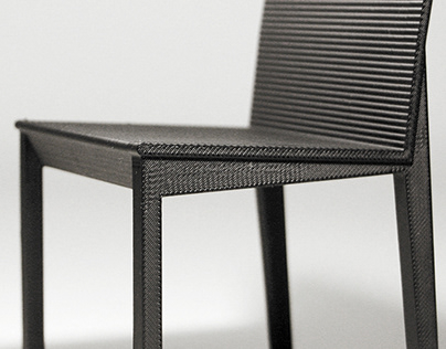GELIEF - a serie of wooden chairs