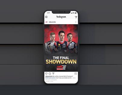 Rally Australia Social Media