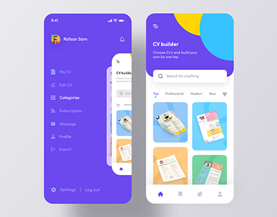 Civie - CV Builder App