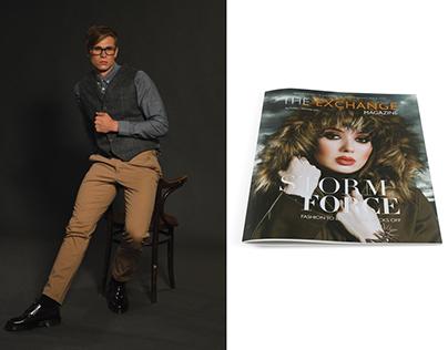 The Exchange Magazine. (Photography)