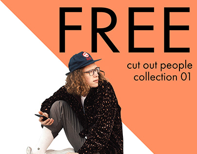 FREE & Premium Cut Out People Collection