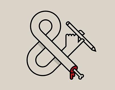 SAATCHI AMPERSAND Typography