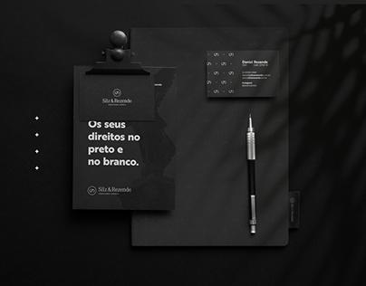 Silz & Rezende | Visual Identity