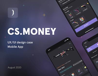 CS.MONEY Mobile App