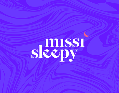 MissiSleepy - Branding Identity