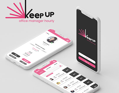 KeepUp: Office Manager Hourly