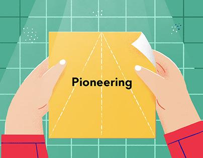 Pioneering - Culture Trip