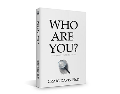 Book Design - Who Are You?