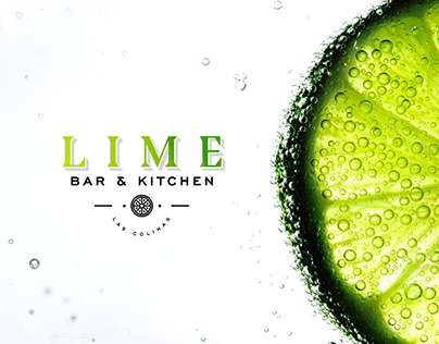 Lime Bar & Kitchen Branding