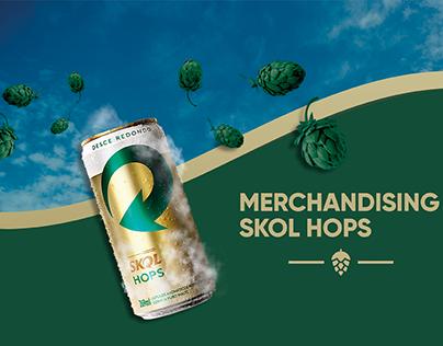 Projeto Merchandising Skol Hops