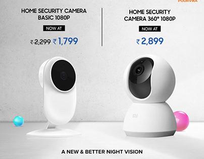 Mi Home Security Camera360° 1080p