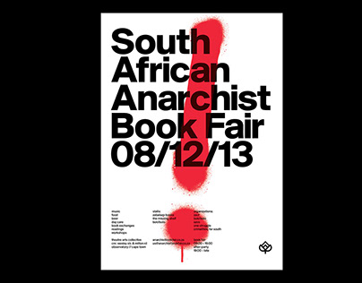 South African Anarchist Book Fair