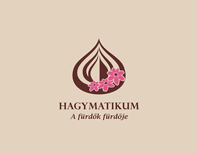 The Mako Hagymatikum Bath logo. In 2010-12.