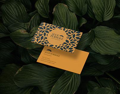 Brand design: Photographers brand