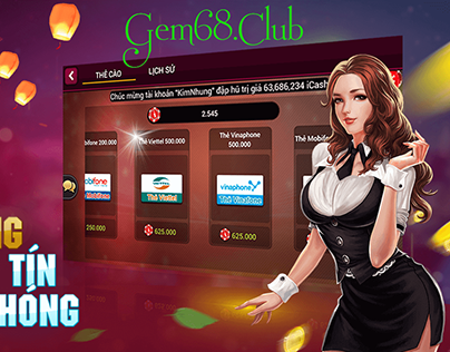 Game bài đổi thưởng trực tuyến Gem68