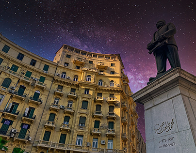 Downtown_Talaat Harb Square