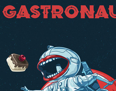 Gastronauta Branding