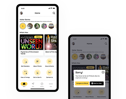Pilikula - Mobile App Concept // Download Now
