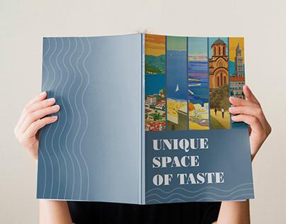 Balkans restaurant magazine