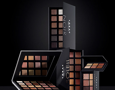 Lorac Cosmetics - PRO Palettes SOLEIL & NOIR