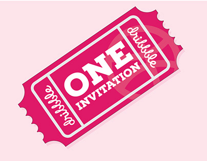 1X Dribbble Invitation Jul 2020
