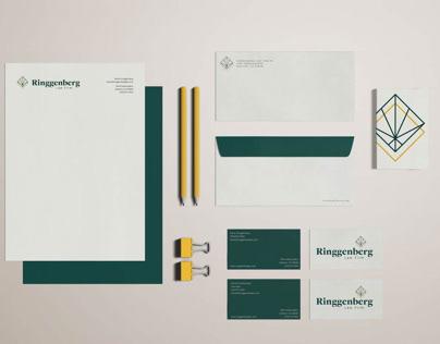 Ringgenberg Law Firm Rebrand