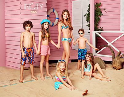 InCity Kids collection summer 2018