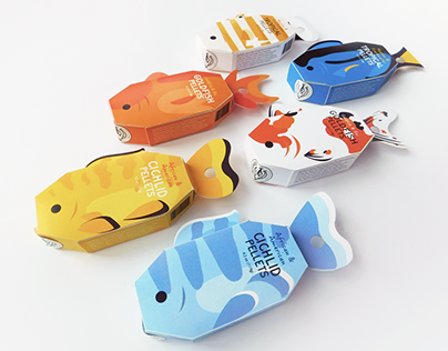 Hooked|Package Design