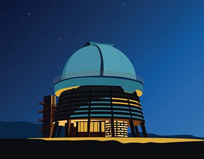Byurakan Observatory | Soviet Modernism