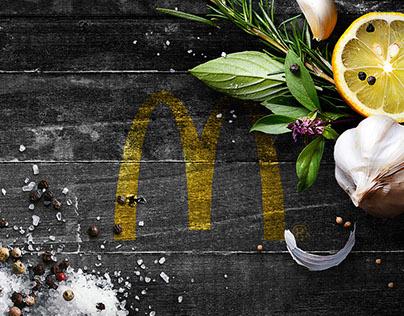 McDonald's – COOKING & RECIPE VIDEOS