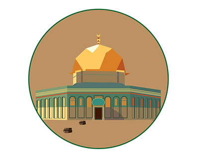 Dome of the Rock ..