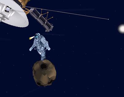 Voyager 1 (VR Animation)