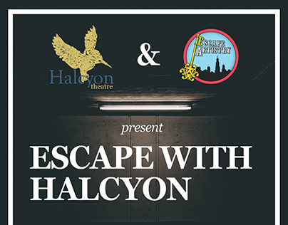 Halcyon Posters