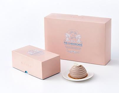 PIN Cheesecake 品。好乳酪 禮盒 / 菓子