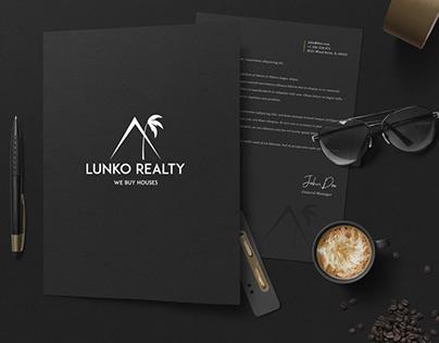 Logo Branding for Realty Company