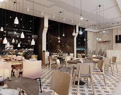 BASEMENT | city terrace cafe