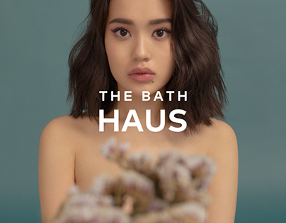 The Bath Haus — Editorial Design