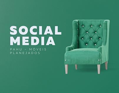Social Media - PAHU