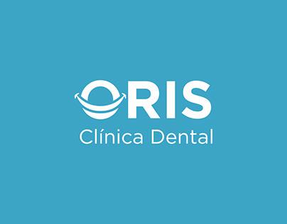 ORIS Clínica Dental - Identidad Corporativa