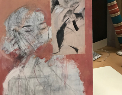 blog post painting progress 12-7