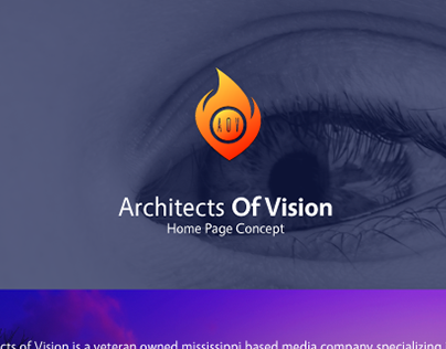 Architects of Vision - Concept