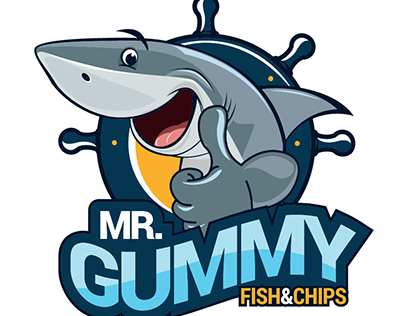 Mr. Gummy Fish and Chips
