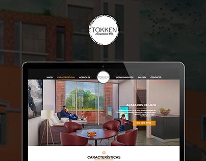 Tokken | Identity + Website + Campaign +Social Media