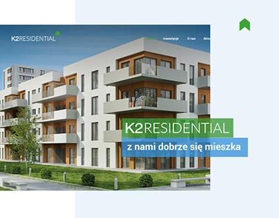 K2 RESIDENTAL website