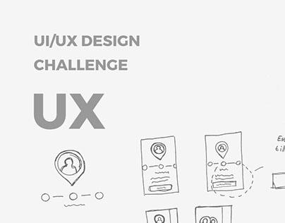 UI/UX Design Challenge